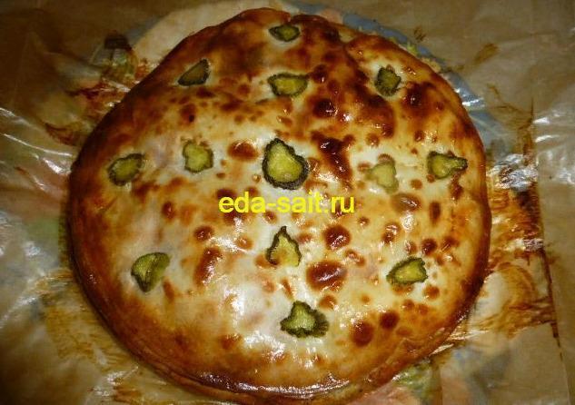Простой рецепт блинного торта пошаговый рецепт с фото