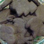 Простое печенье с какао рецепт с фото