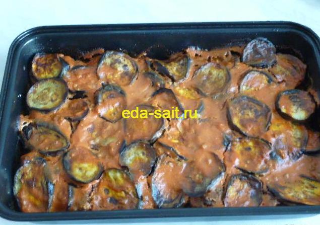 Баклажаны с куриной печенью пошаговый рецепт с фото