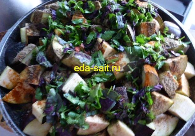 Чанахи с говядиной рецепт с фото