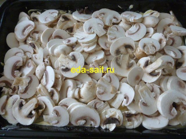 Третий слой грибы