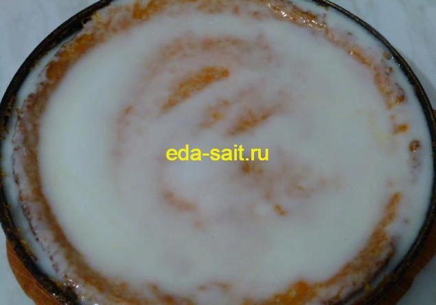 Морковный торт пошаговый рецепт с фото