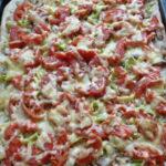 Пицца с курицей пошаговый рецепт с фото