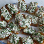 Бутерброды с редисом — рецепт с фото