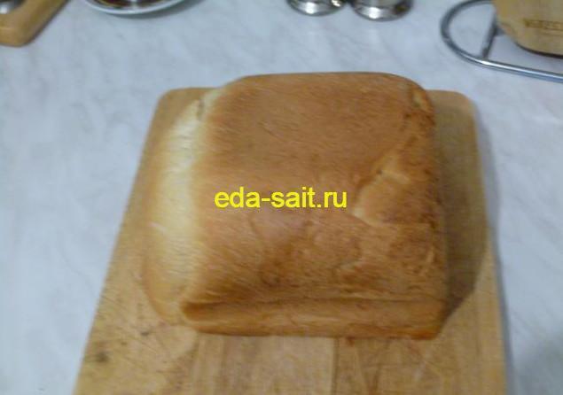 Домашний хлеб для сухариков