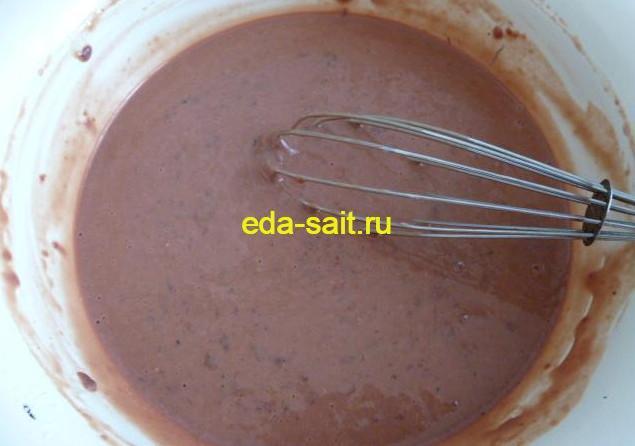 Печеночный торт основа для выпечки коржей