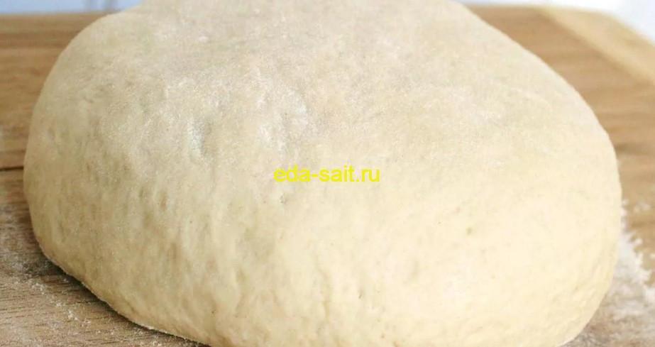 Хачапури из домашнего слоеного теста