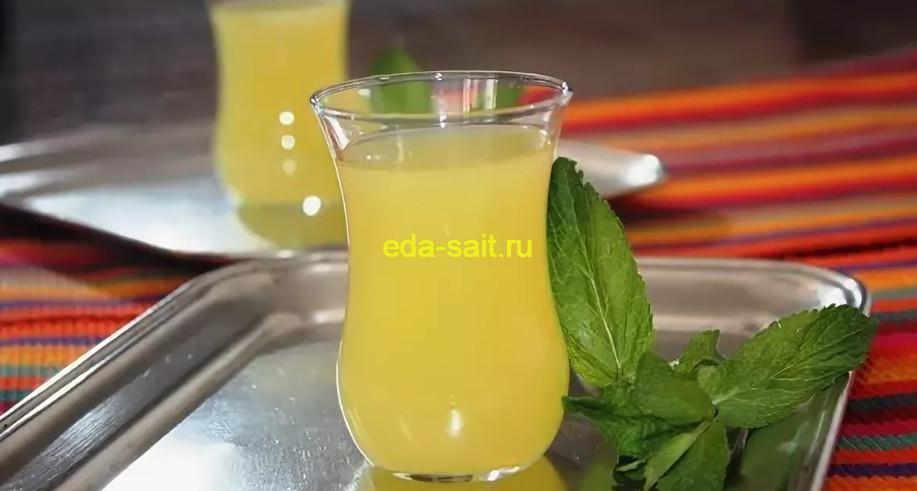 Лимончелло на самогоне