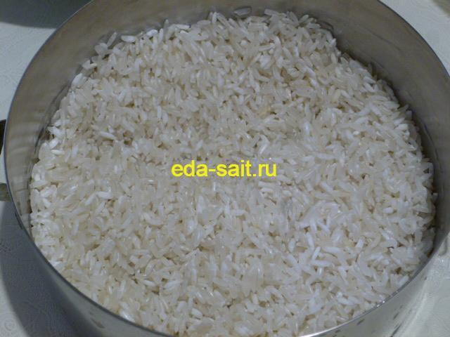 Рис для плова со свининой