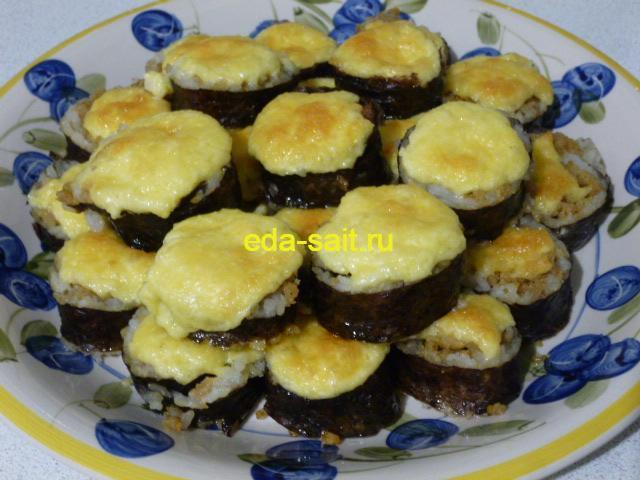 Роллы с мясом пошаговый рецепт с фото