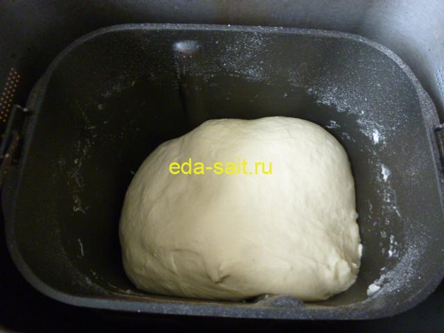 Картофельное дрожжевое тесто фото