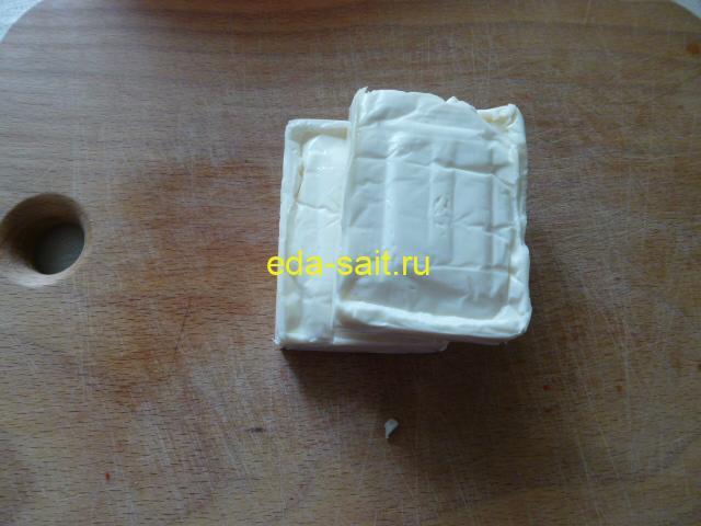 Плавленые сырки для бутербродов с килькой
