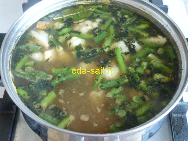 Суп из кролика пошаговый рецепт с фото