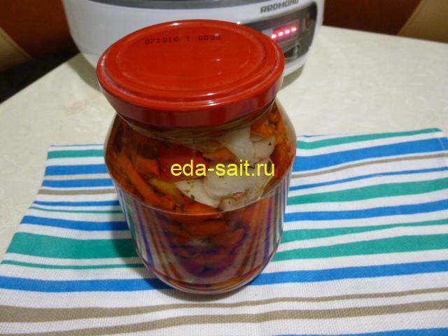 Как приготовить вяленый болгарский перец на зиму