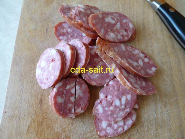 Колбаса для бутербродов