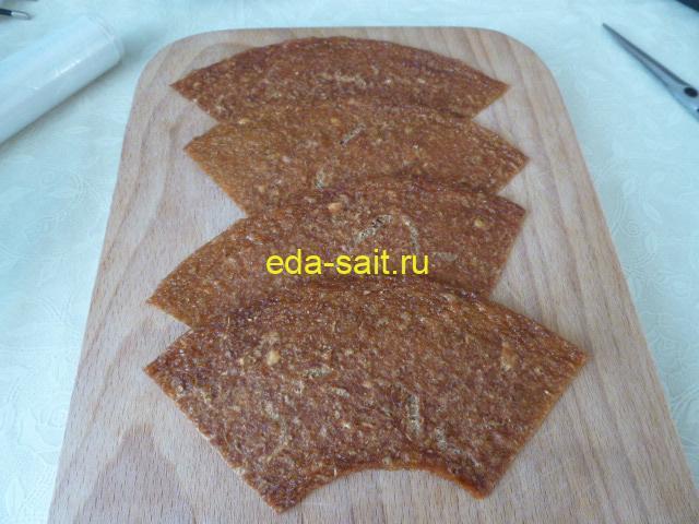 Пастила из груш пошаговый рецепт с фото